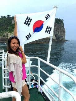 Go Korea yay